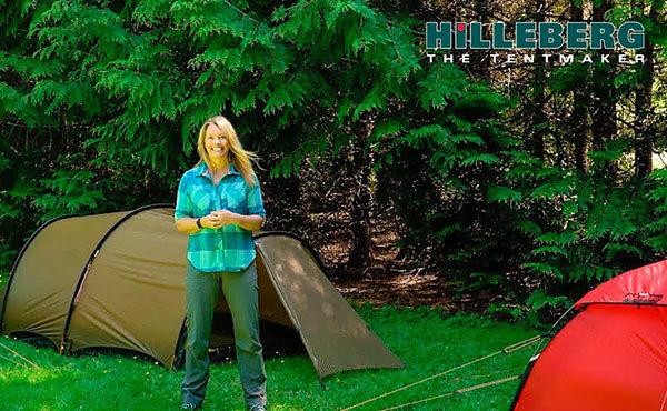 Hilleberg(ヒルバーグ)から2021年の新製品テントが発表されました!