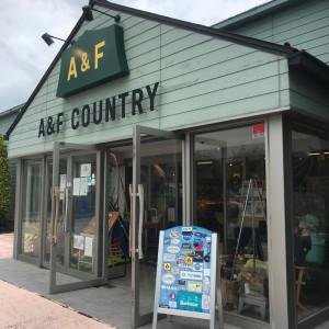 A&Fカントリー 安曇野店