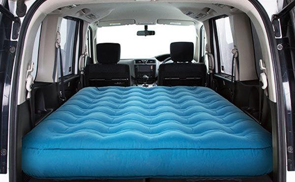 キャンプで車中泊という選択肢も!車中泊を快適にするマットおすすめ8選