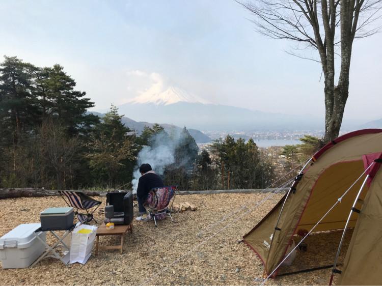 Retreat camp まほろば