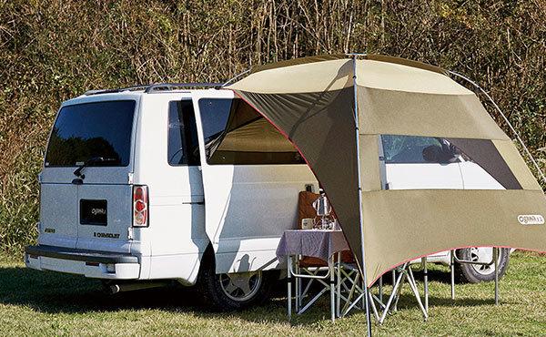 暑い夏はキャンプ場でも楽々車中泊!車中泊の魅力や便利なアイテムをご紹介!
