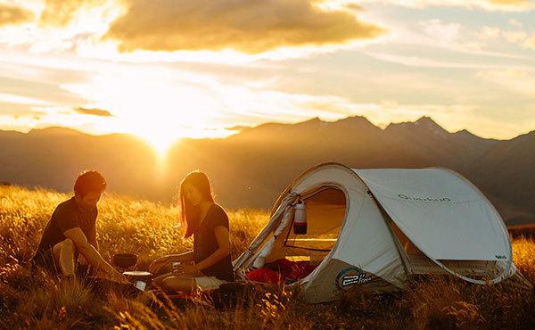 設営が超簡単!ポップアップテントでお手軽キャンプ。おすすめ10選と選び方のポイントをご紹介