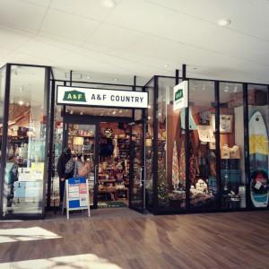 A&Fカントリー ららぽーと横浜店