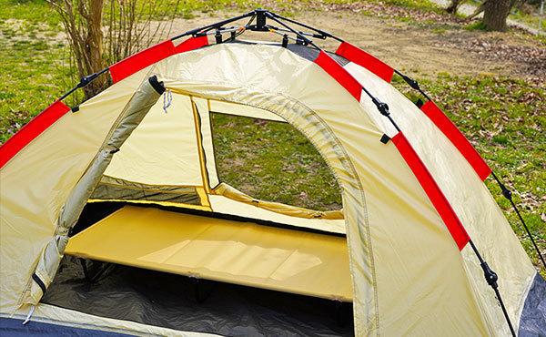 キャンプだけでなく、BBQやピクニックでも便利!ワンタッチテント最新おすすめ6選