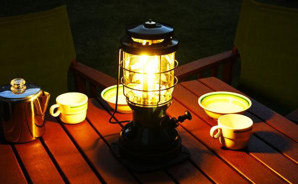 メインランタンの選び方とおすすめ10選!キャンプの灯りもこれで安心