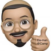 Da-man@campさん