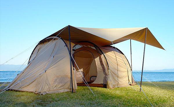 キャンプ初心者におすすめ!テントの選び方や今人気のテントを知ろう!