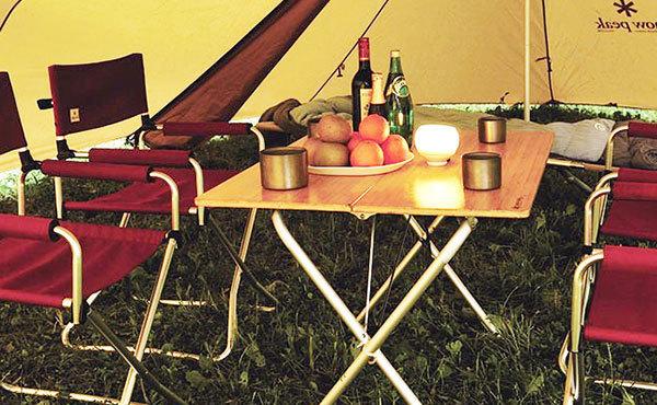 アウトドアテーブルのおすすめ人気ランキング13選!自宅でもおしゃれに使えるものが人気