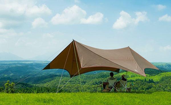 タープでキャンプを快適に!人気ブランドのおすすめ15選