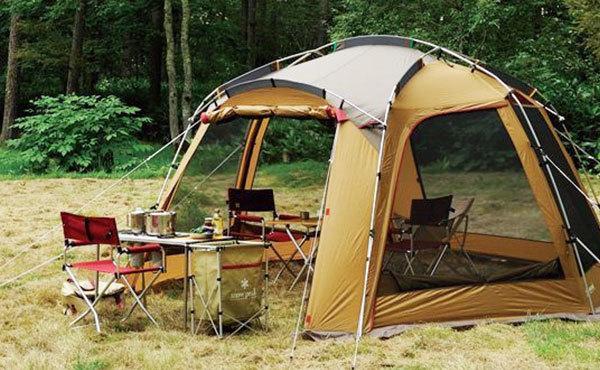夏から冬まで大活躍!キャンプを快適にするためのおすすめスクリーンタープ11選
